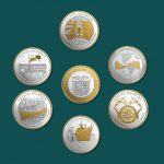 Panama Introduces Six Commemorative Quarters