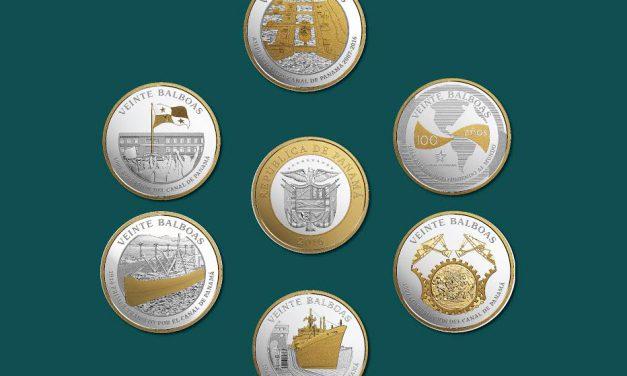 Panama Introduces Six Commemorative Quarters