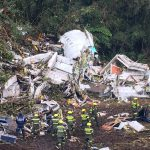 Plane Carrying Brazilian Soccer Team Crashes, 71 Dead