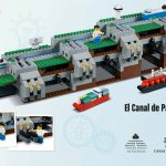 LEGO Unveils Working Model of Panama Canal