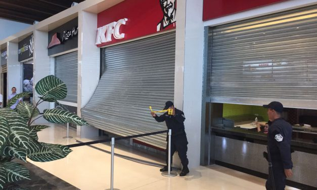 Explosion at Altaplaza Mall KFC Leaves 12 Injured