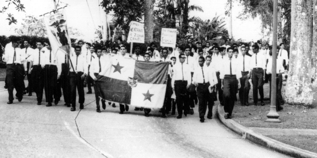 Panama Commemorates 1964 'Flag Protest'