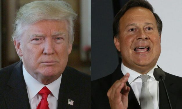 Trump, Varela Discuss Venezuela